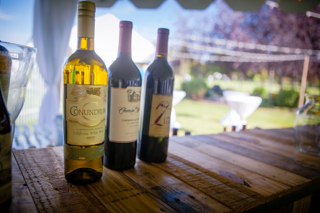 A selection of wines at a previous event by Lux Catering and Events, Utah's Premier Caterer and Event Planner!  National Drink Wine Day: Wine Pairing Menu National Drink Wine Day: Wine Pairing Menu 15658270951 b401ae37c5 k