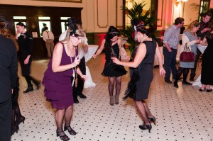 Flappers dancing at our Great Gatsby themed corporate event. Catered and coordinated by LeCroissant Catering & Events at Salt Lake's Grand Hall at The Gateway National Crepe Day with LeCroissant Catering & Events National Crepe Day with LeCroissant Catering & Events 16156847210 dc1b2e8945 k