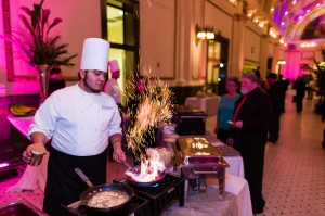 Crepe action station featured at Great Gatsby themed event. Catered and Coordinated by LeCroissant Catering & Events - Utah's Premier caterer National Crepe Day with LeCroissant Catering & Events National Crepe Day with LeCroissant Catering & Events 16157603789 e5ee2cfec6 k