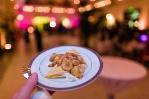 Bananas foster atop a freshly made crepe at an event catered and coordinated by LeCroissant Catering & Events - Utah's Premier Caterer National Crepe Day with LeCroissant Catering & Events National Crepe Day with LeCroissant Catering & Events 16343760195 337f54d376 k