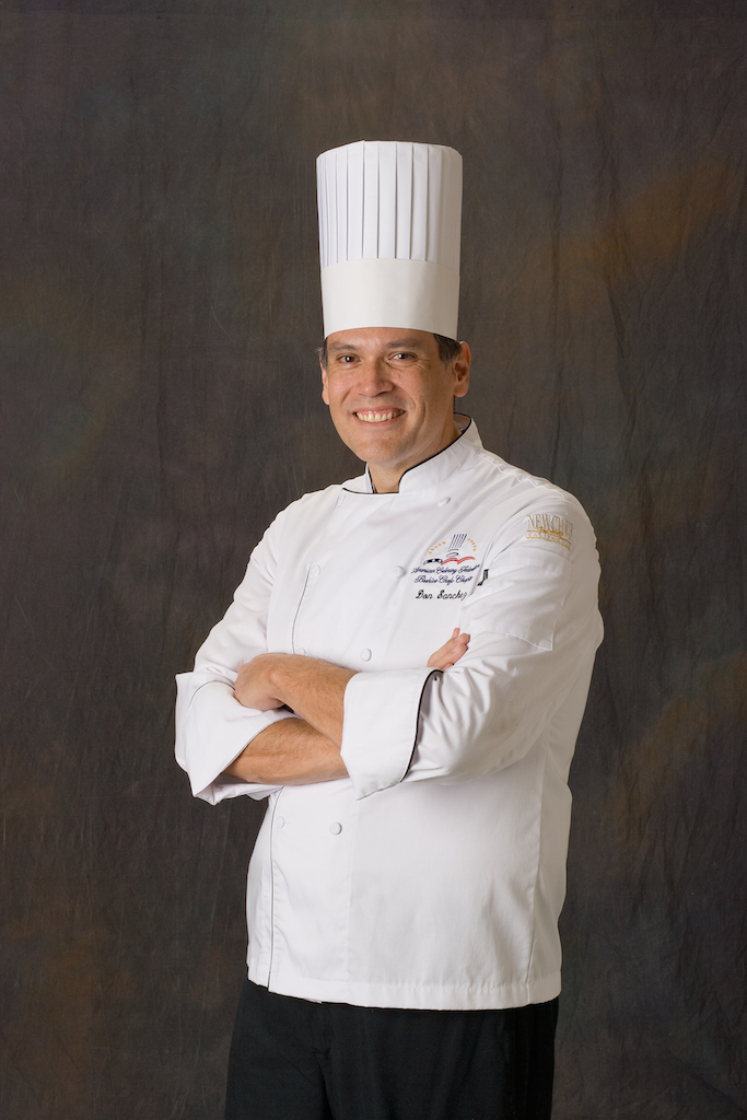LeCroissant Catering and Event's new Executive Chef, Don Sanchez!