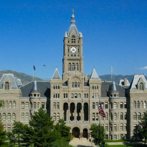 Salt Lake City & County Building
