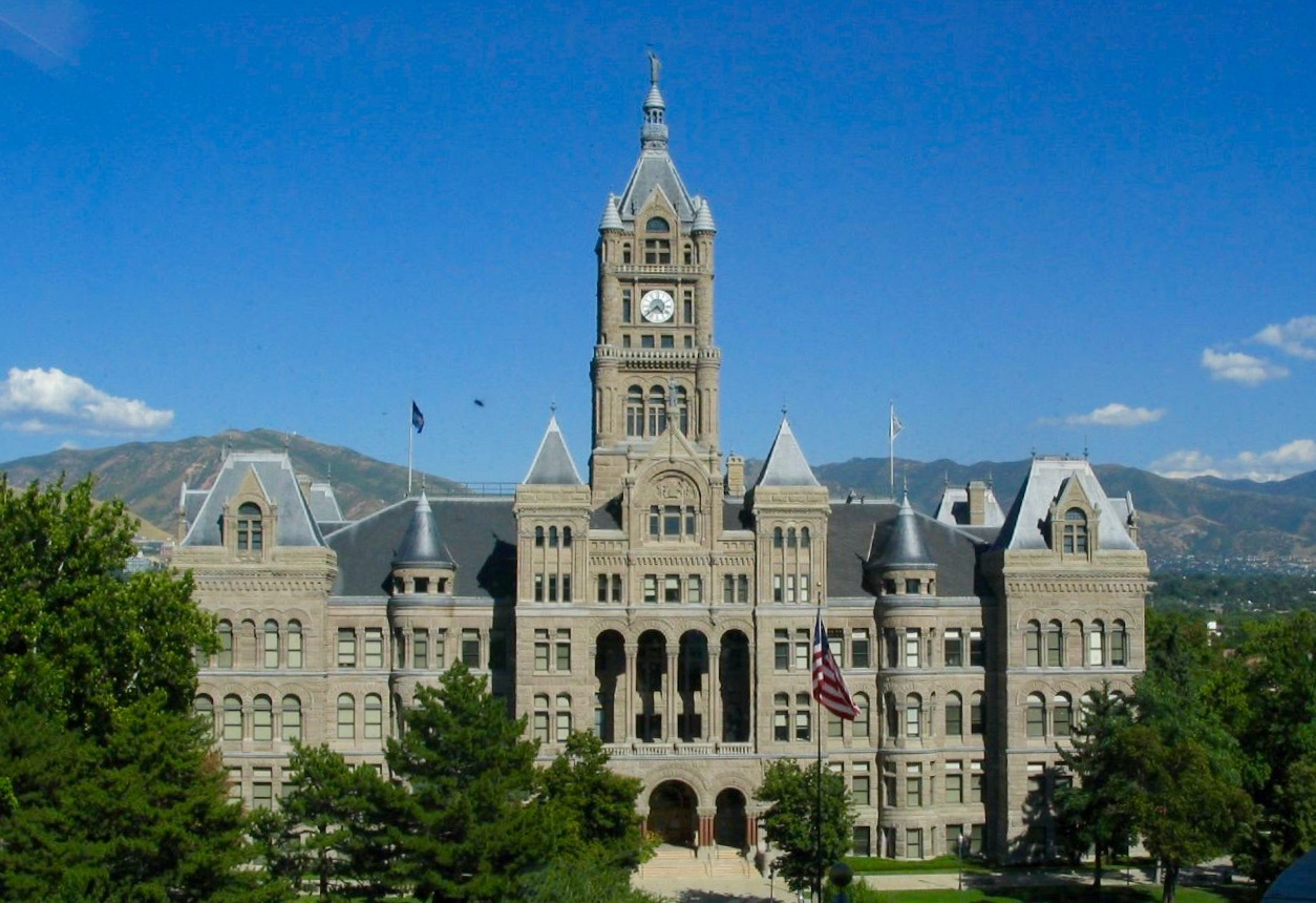 Salt Lake City & County Building