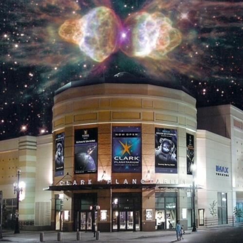 clark planetarium utah