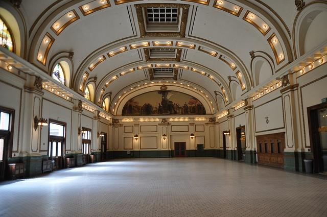 Grand Hall At The Gateway Utah