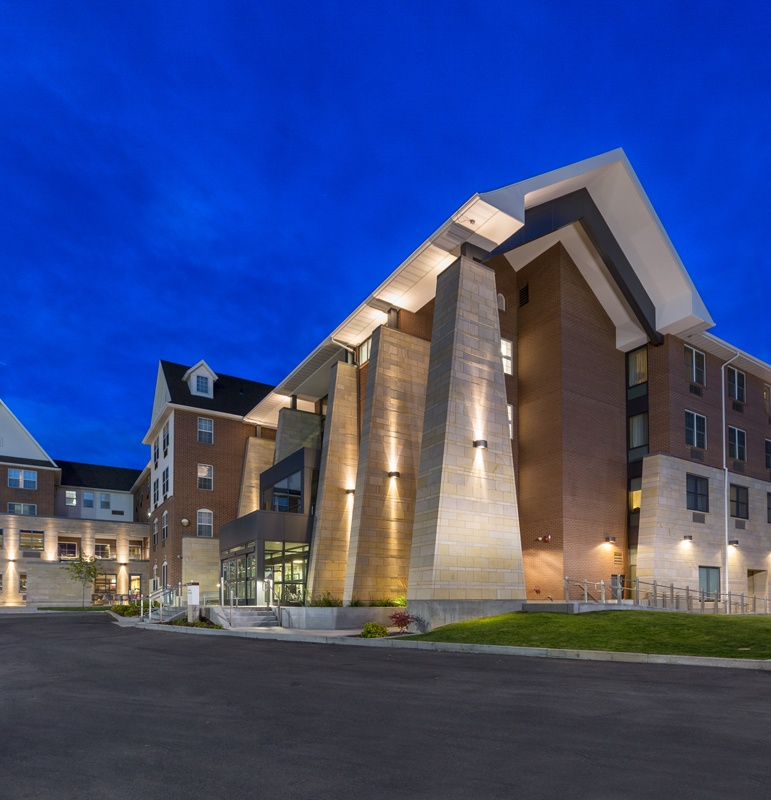 University Utah Guest House