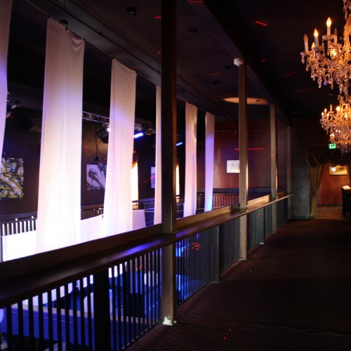 The Hotel/club Elevate utah