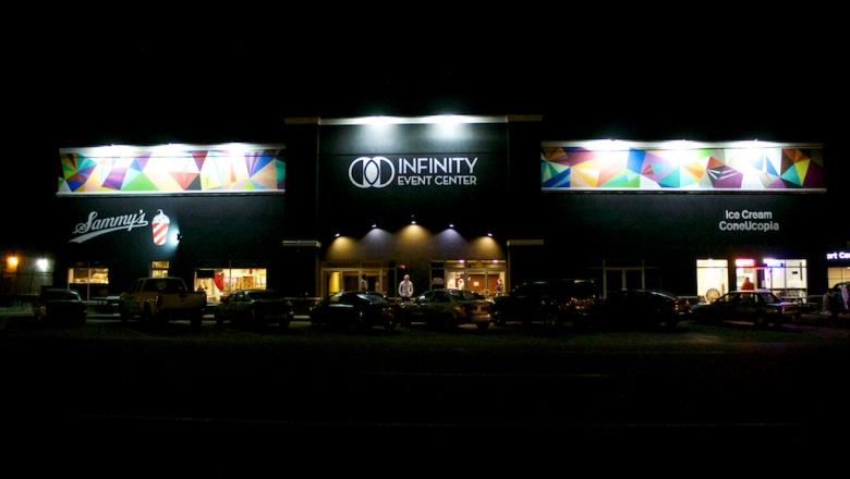 Infinity Event Center utah