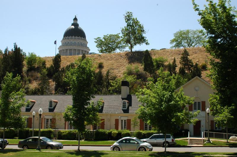 Memorial House utah