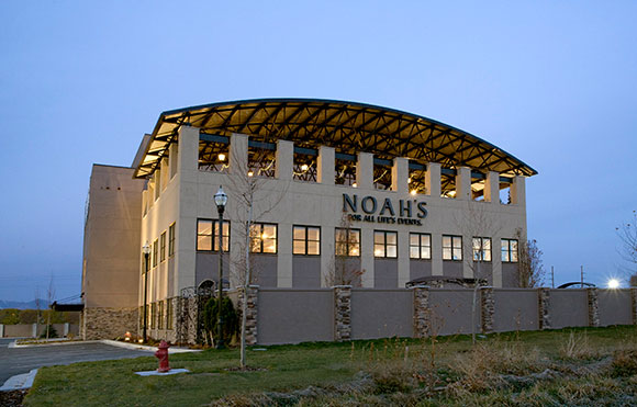 Noah'S EVENT CENTER, LINDON