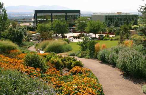 Red Butte Garden Utah