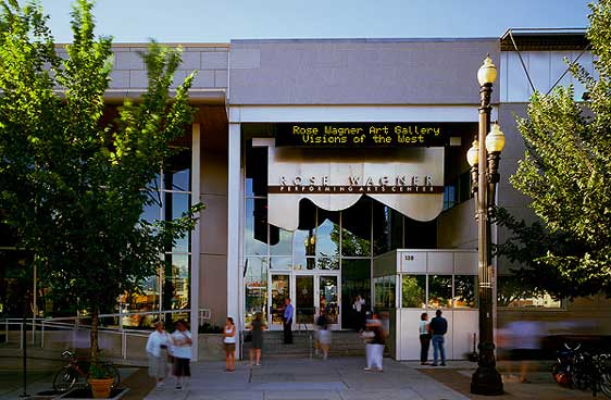 Rose Wagner Theater Utah