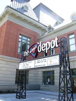 The depot utah