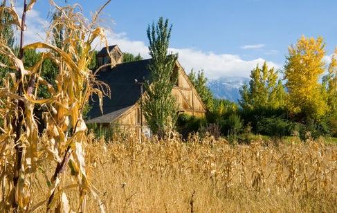 Wheeler Historic Farm Utah