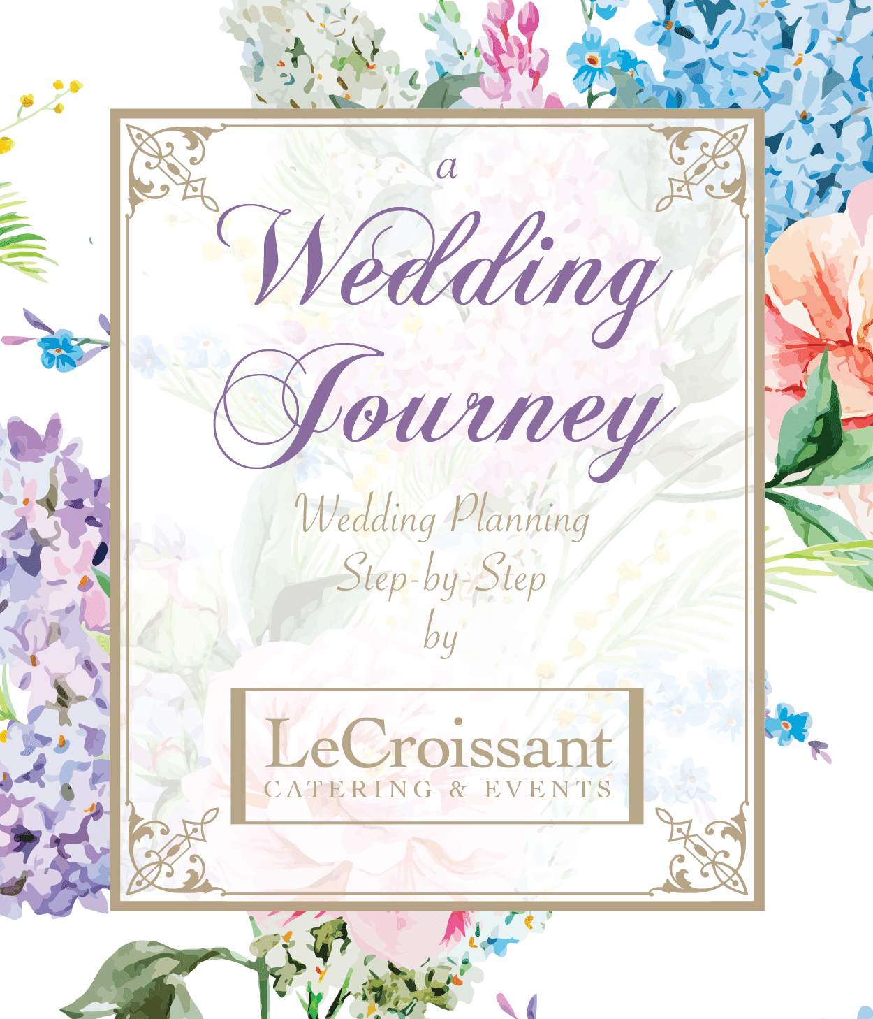 Follow in real time a real couple planning their wedding and navigating wedding planning with Lux Catering and Events - Utah's Premier wedding caterer and wedding planner wedding planning A Wedding Journey; Step-by-Step Wedding Planning with LeCroissant weddingjourneysquare 01
