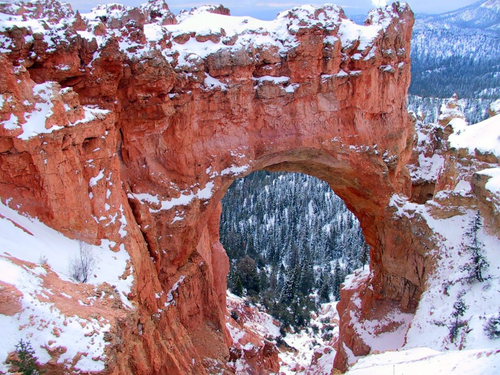 Book your Utah holiday or Christmas party today with LeCroissant Catering & Events - Utah's premier holiday caterer and event planners holiday parties Holiday Parties are Easy and Beautiful with Utah's Premier Caterer and Event Planner! Natural bridge in Bryce Canyon