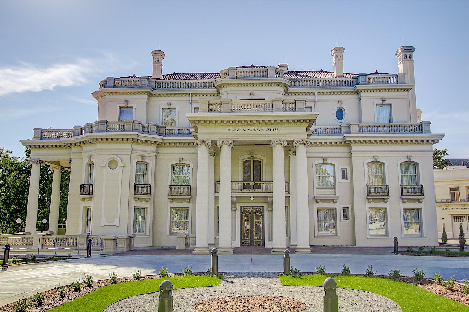 Thomas Monson House