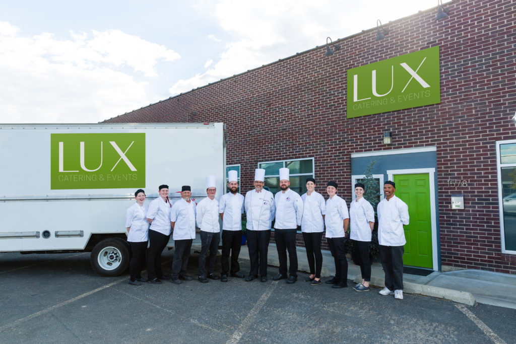 Utah Award Winning Catering LUX Catering & Events - Best of State Utah Award Winning Catering 2016Aug31 lecroissant DJD0031 Edit Edit