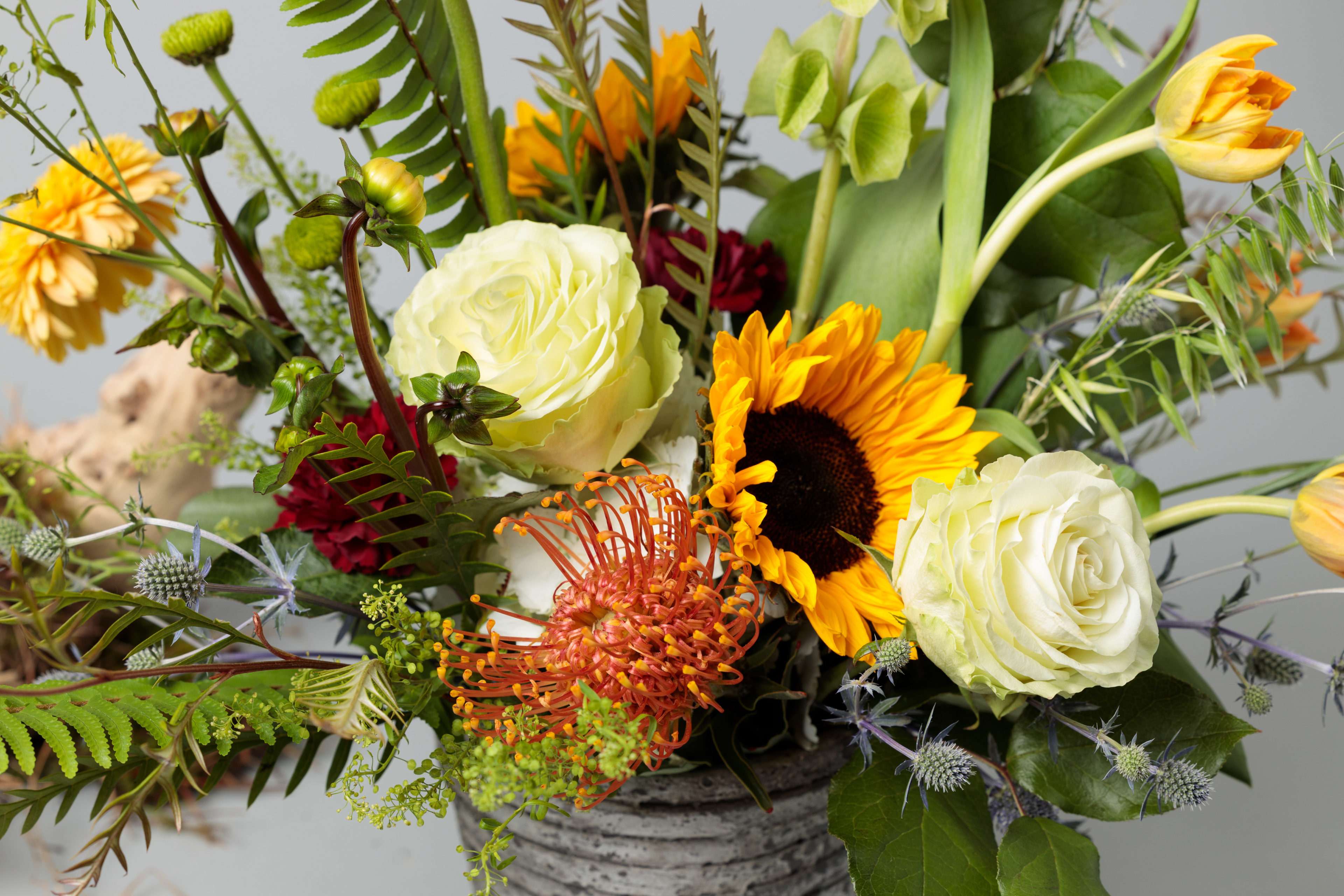 Designing with Fresh Flowers