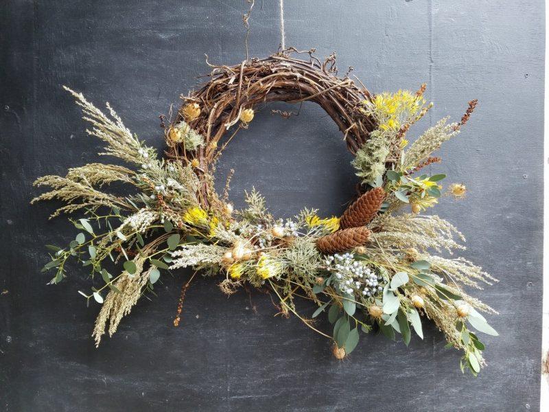 Fall Wreath Class